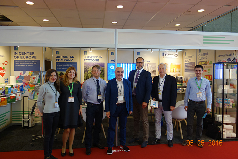 "PJSC ""VGP"" – as a participant in the biggest PLMA's International Trade Show"